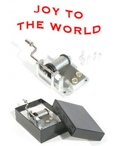 Joy to the World Music Box 1719