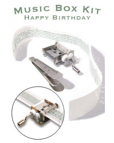 Music Box Kit Happy Birthday Edition