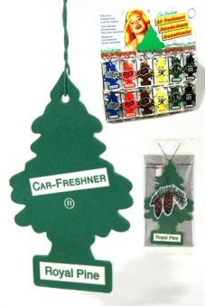 Royal Pine Car Freshener Little Tree