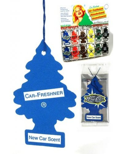 New Car Scent Little Tree 1952 Original