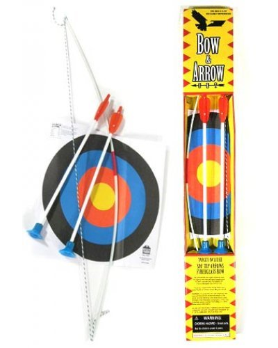 Bow and Arrow Western Target Set