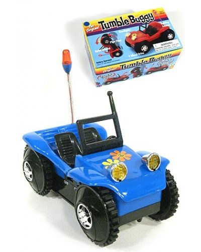 The Original Tumble Buggy Blue Car