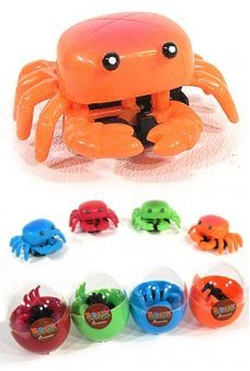 One Cuban Crazy Crab Fast Pull Back Toy