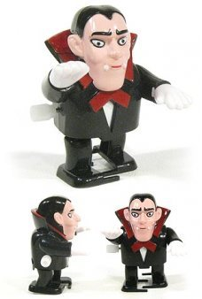 Count Dracula Robot Wind Up