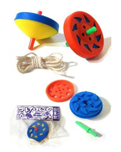 Top Toy Eraser Japanese Mini Puzzle 1 Piece