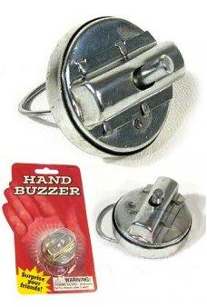 Hand Buzzer Tin Practical Joke Prank