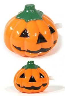 Harvey the Halloween Pumpkin Wind Up