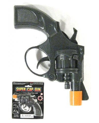 Secret Agent Cap Gun Toy 1950