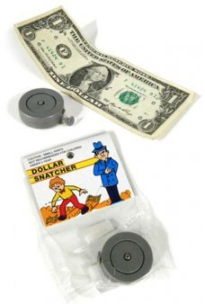 Dollar Snatcher Practical Joke Trick