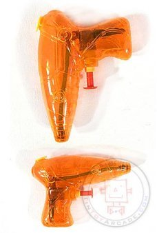 Spaceman Laser Water Gun Orange