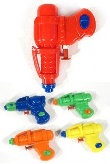 Retro Radical RayGun Mini Water Gun
