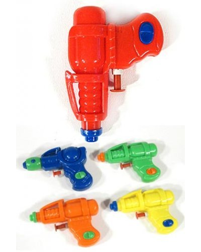 Retro Radical RayGun Mini Water Gun