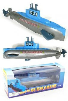 Submarine Automatic Diving Wind Up