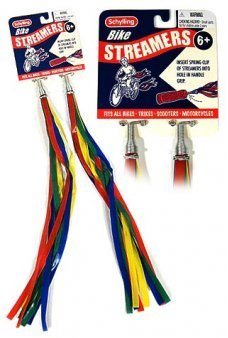 Bike Streamers by Schylling