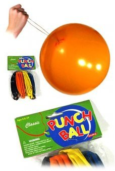 Punch Ball Classic Game Set of 4