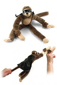 Flying Monkey Screaming Slingshot