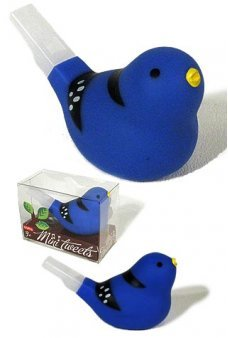 Mini Tweet Whistle Blue Bird Classic