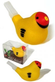 Mini Tweet Whistle Yellow Bird Classic