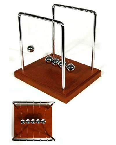 Newtons Cradle Executive Desk Toy