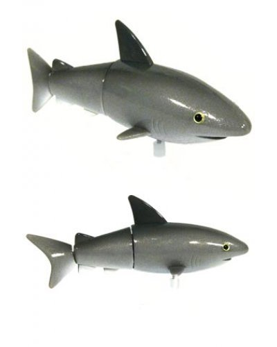 Shelley the Shark Grey Wind Up