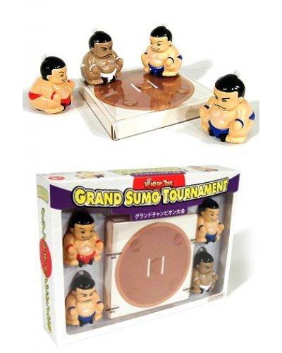 Sumo Japanese Tournament Windups