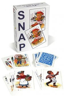 SNAP Victorian Card Game UK 1880