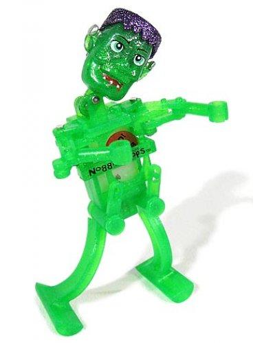 Frankenhead Noggin Bop Glitter Windup