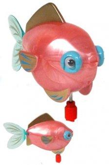 Gigi the Pink Princess GoldFish 2010
