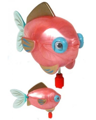 Gigi the Pink Princess GoldFish 2010