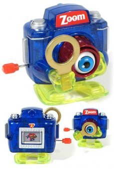 Zoom Walking Camera Tomy 2010