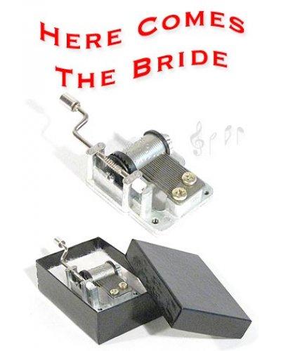 Here Comes the Bride Music Box