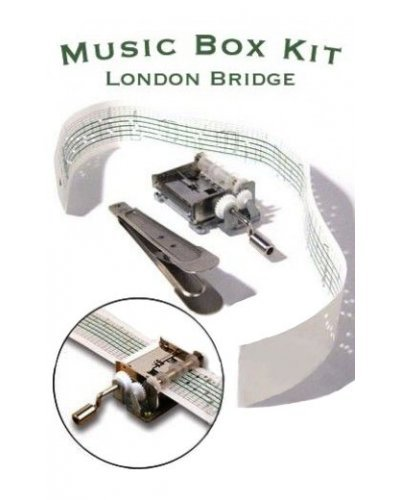 Music Box Kit London Bridge Edition