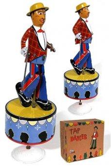 Gene the Tin Tap Dance King 1920