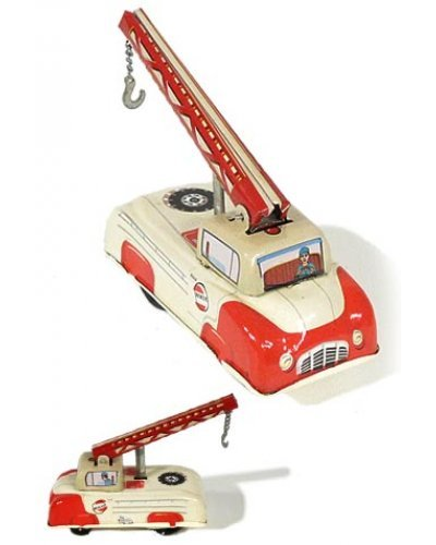 Tow Truck Tin Press n Go Series 1 of 3
