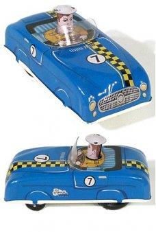 Sports Car Tin Press n Go Series 3 of 3