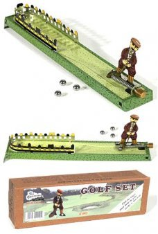 Golf Practice Tin Game Augusta 1930