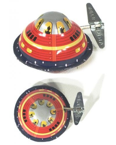 Alien Circus Saucer Mystery Motion