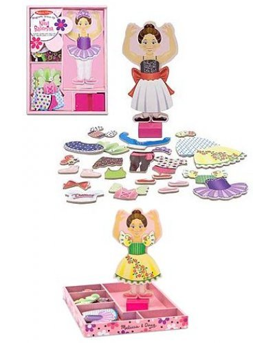 Nina Ballerina Magic Dress Up Set