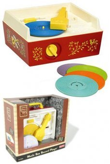 Music Box Record Player Fisher Price