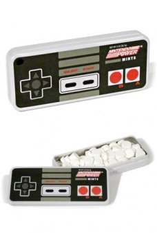 Nintendo NES Mints Tin Box 1983