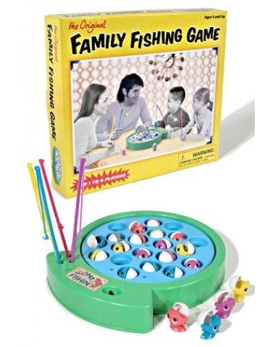 Family Fishing Game the Original 1970