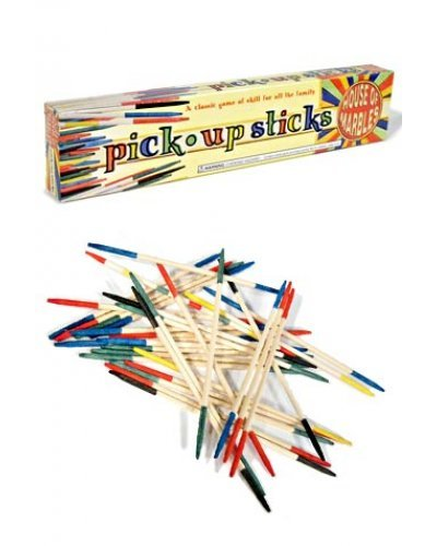 Pick Up Sticks Traditional English