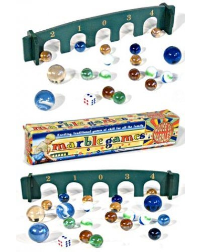 Marble Games Arch Board UK Set