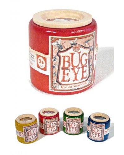 Bug Eye Wooden Kaleidoscope UK