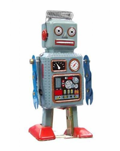 Mini Radiocon Robot Classic Tin Toy