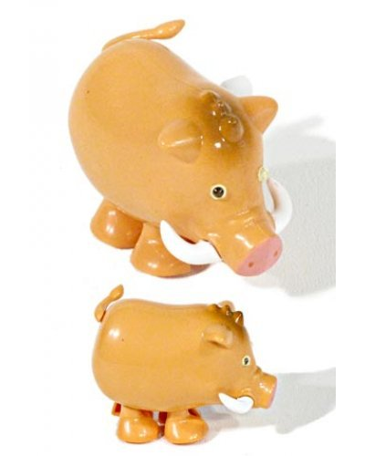 Wade the Warthog African Wind Up
