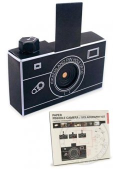 Pinhole Camera Kit Retro DIY Photo Science
