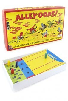 Alley Oops Retro Board Game 1930