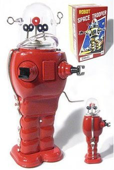 Space Trooper Red