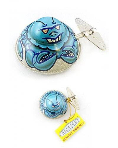 Bruno Blue Crab Sealife Wacky Windup Toy